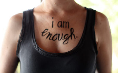 Take Inspired Action – YOU (I) Are (Am) Enough – It's an Inside Job