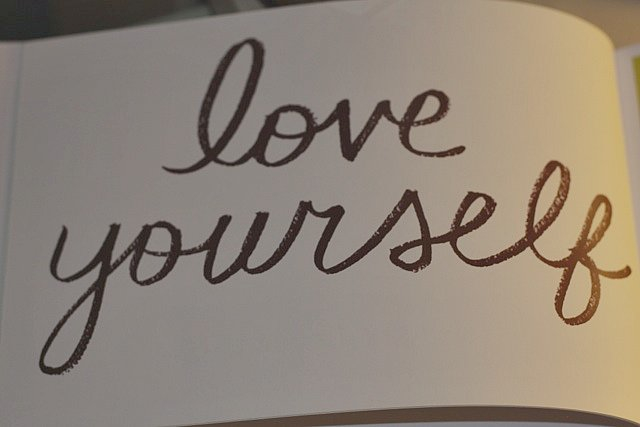First Start Loving Yourself